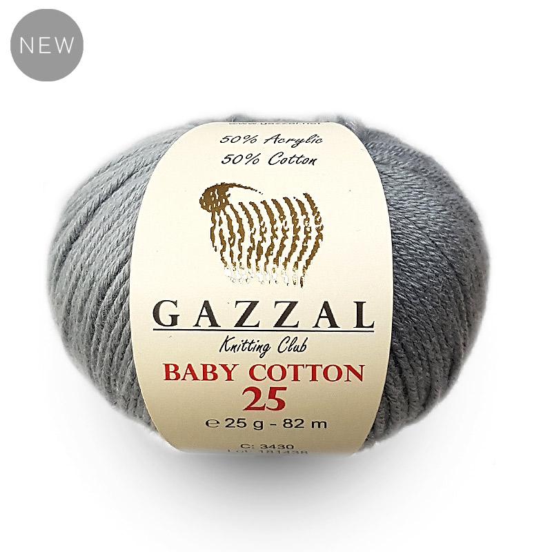 baby cotton 25